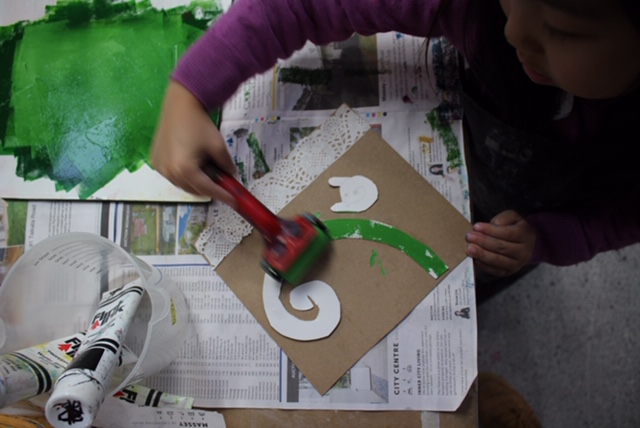 Corban Estate Kids ArtProgram